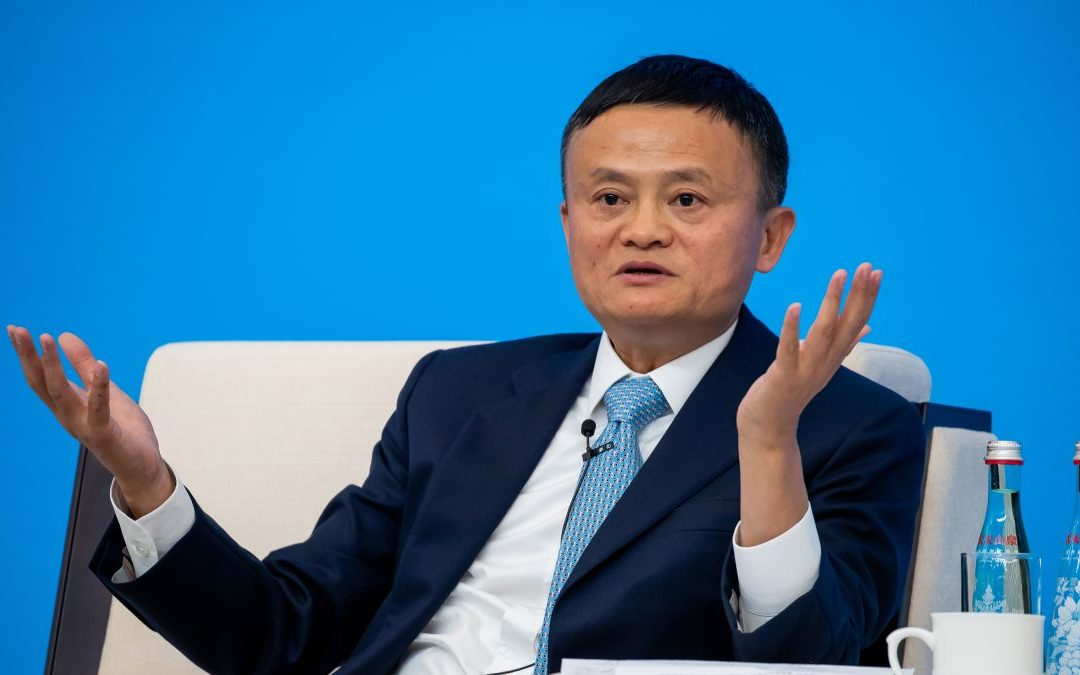 Jack Ma: We should change the way we teach